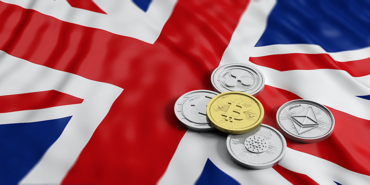 Altcoins in the UK