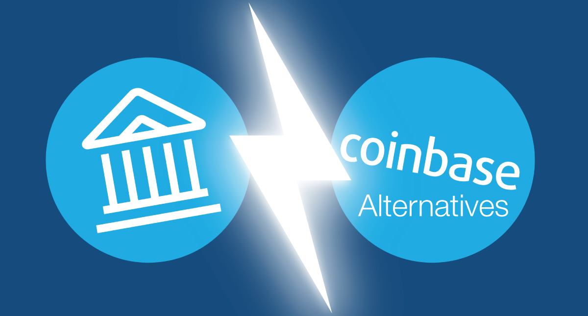 Coinbase alternatives in the UK