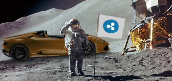 XRP on the Moon